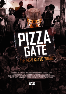 Pizzagate: The New Slave Trade (3-Disc DVD Set)