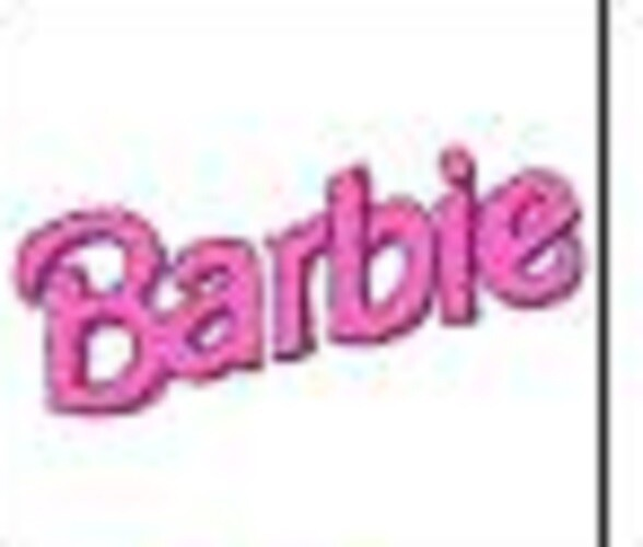 42 Barbie Character Embroidery Digitized Stitches Design files format Machine EXP and other