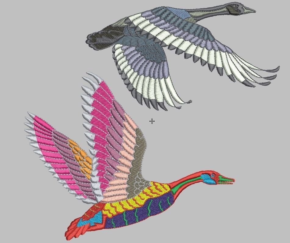 +4600 Files of digitized embroidery design in many categories suitable for all embroidery required plus free embroidery program to convert the machine format