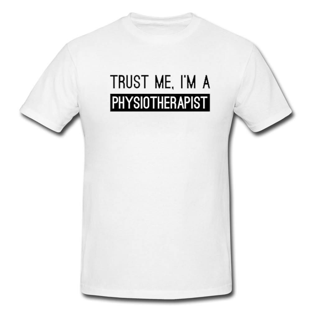 "T-shirt Trust me, I'm a ""Physiotherapist"" 1"
