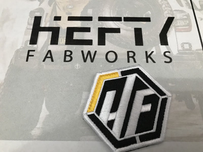 Hefty Fabworks Patch