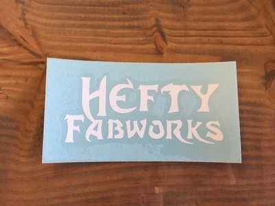 Hefty Fabworks Stickers