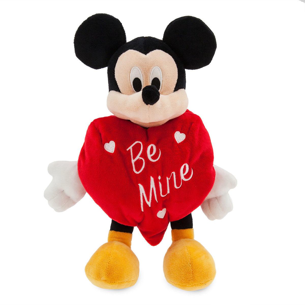 Peluche Mickey Minnie Amor