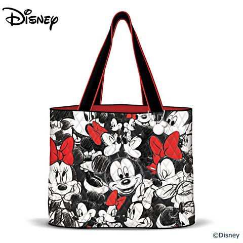 Bolsa Mickey Minnie Exclusiva