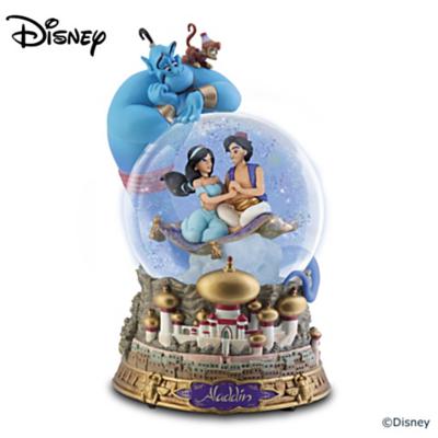 Esfera Musical Aladdin
