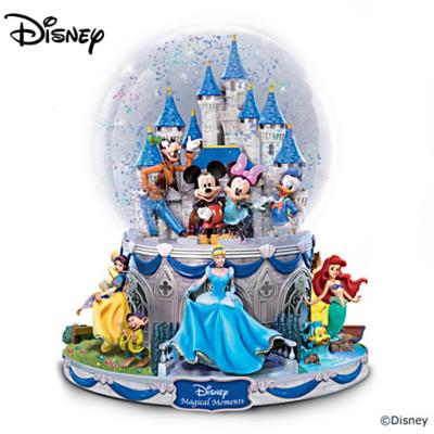 Esfera Musical Momentos Magicos Disney