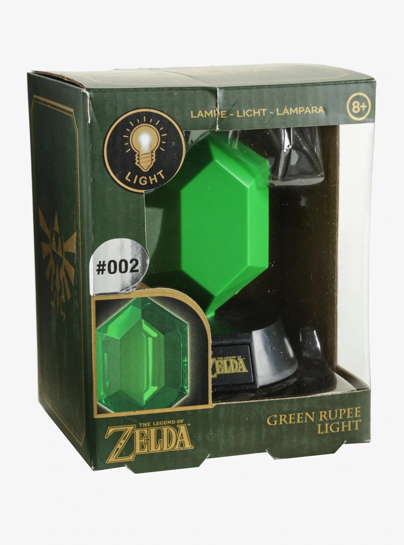 Lampara Verde Zelda