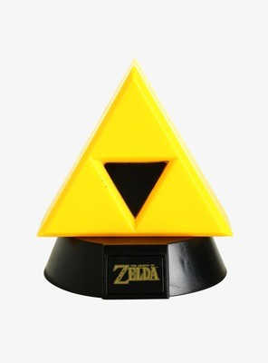 Lampara Trifuerza Zelda