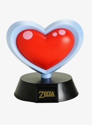Lampara Corazon Zelda