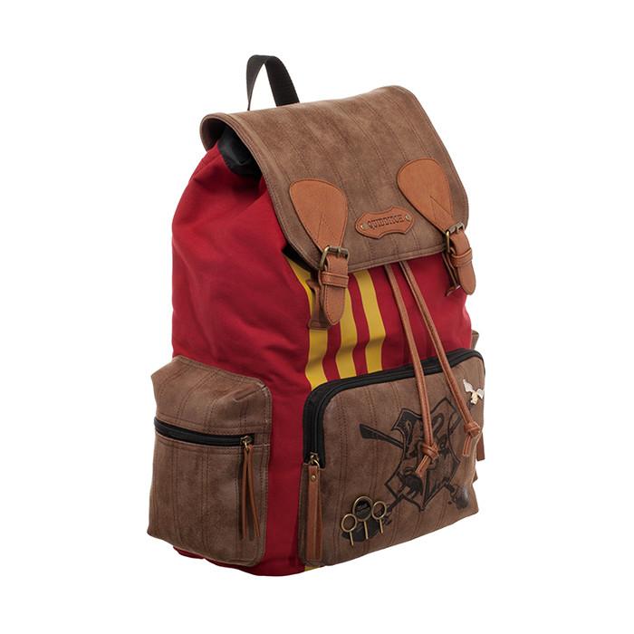 Bolsa Mochila Harry Potter Quidditch