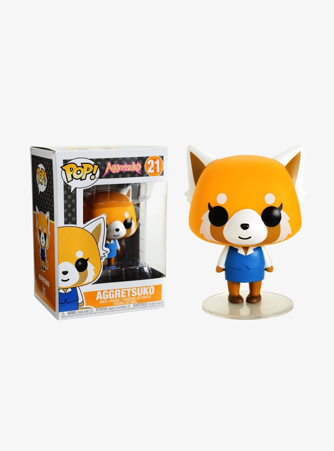Figura POP 21 AGGRETSUKO