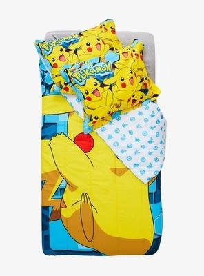 Set para Cama Pokemon Pikachu