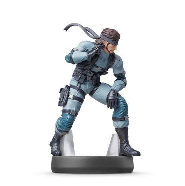 Amiibo Snake