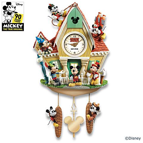 Reloj de Pared Mickey Mouse Aniversario