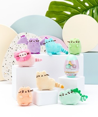 Llaveritos Peluchitos Huevito Pusheen