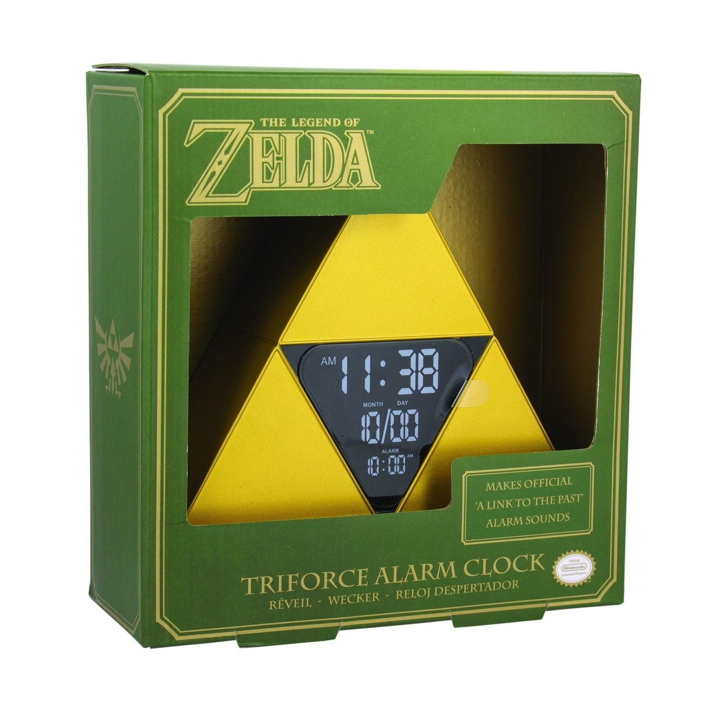 Reloj The Legend Of Zelda Trifuerza