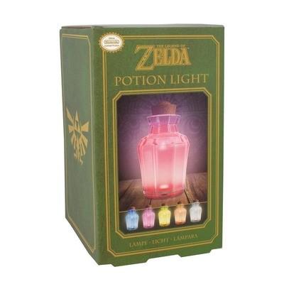 Lampara Frasco Zelda