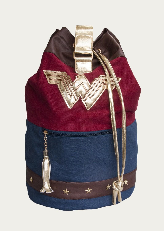 Bolsa Maleta WonderWoman