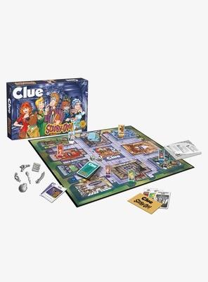 Clue SCOOBY-DOO
