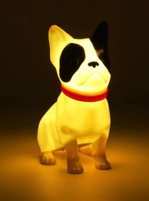 Lampara Perrito Bulldog