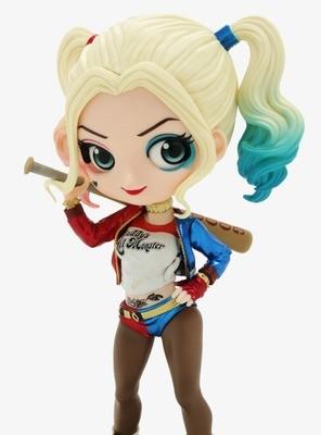 Figurita Harley Quinn Kawaii