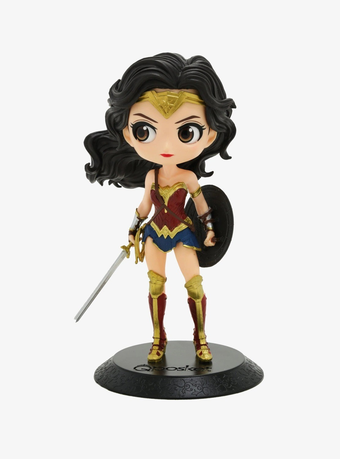 Figurita Wonder Woman Kawaii