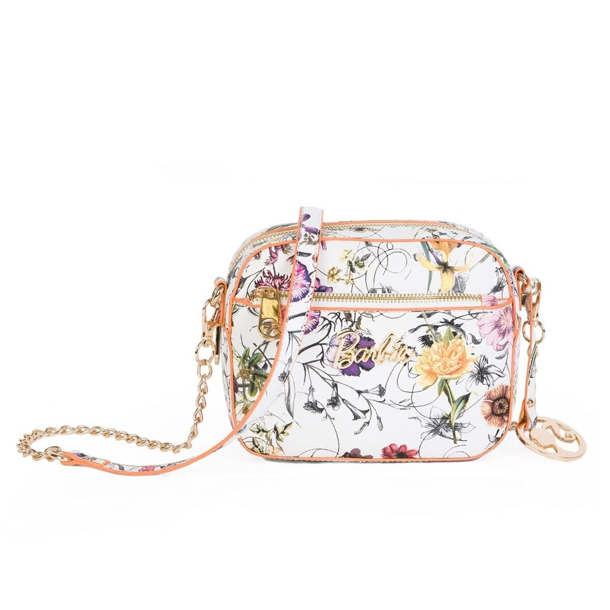 Mini Bolsa Barbie Floral