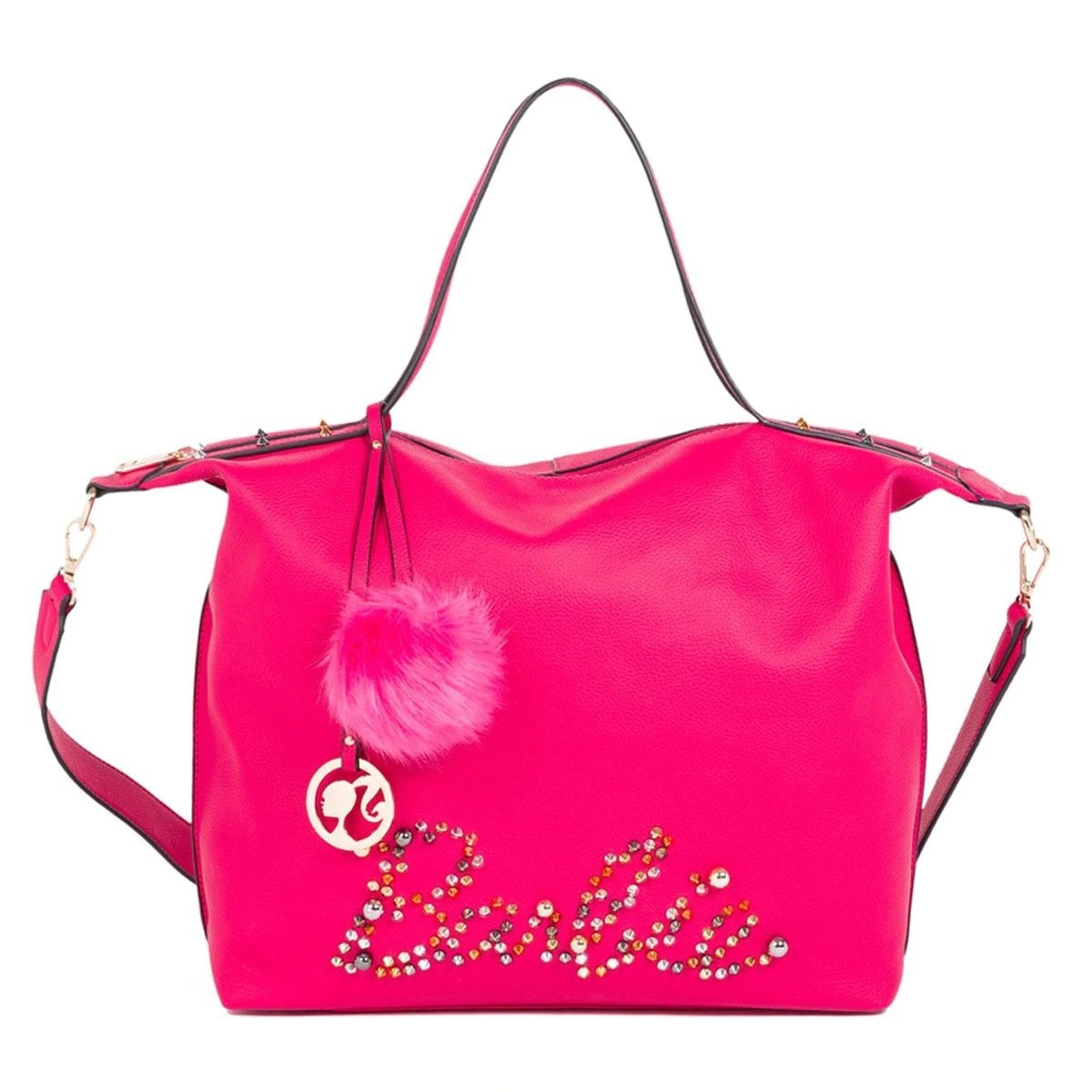Bolsa Barbie Rosa S00