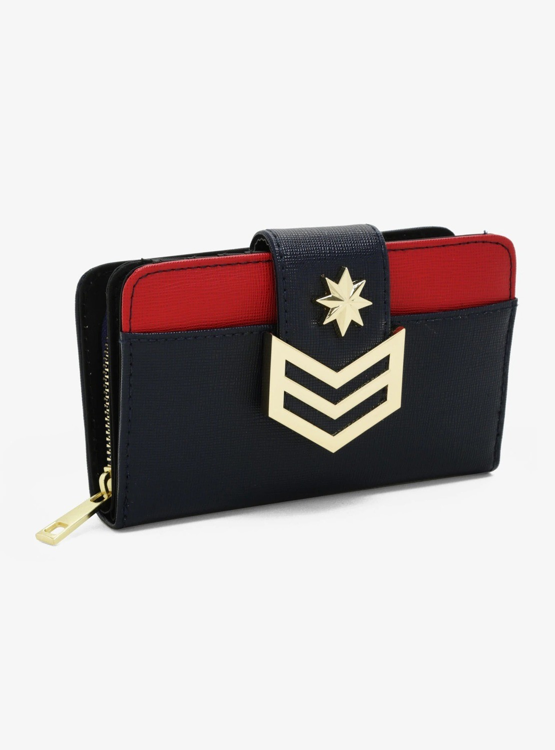 Cartera Capitan Marvel E55