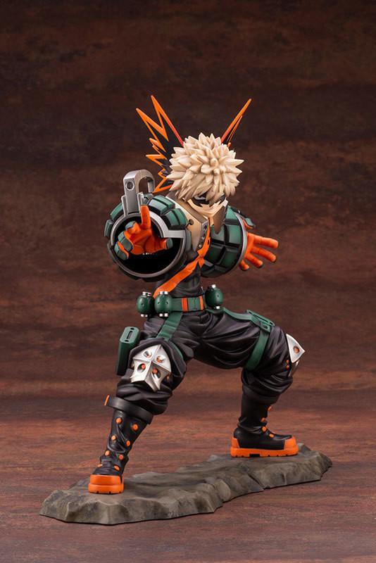 My Hero Academia Katsuki Bakugo Limitada
