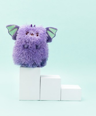 Peluche Pusheen Dragon Morado