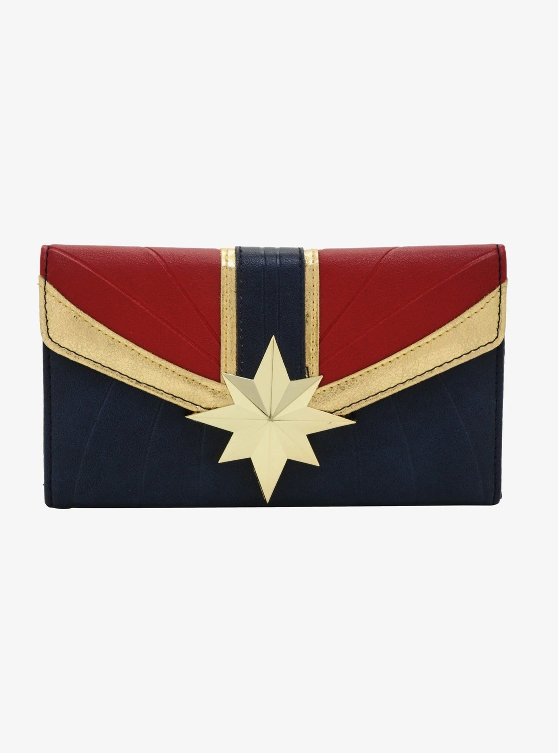 Cartera Capitan Marvel Exclusiva