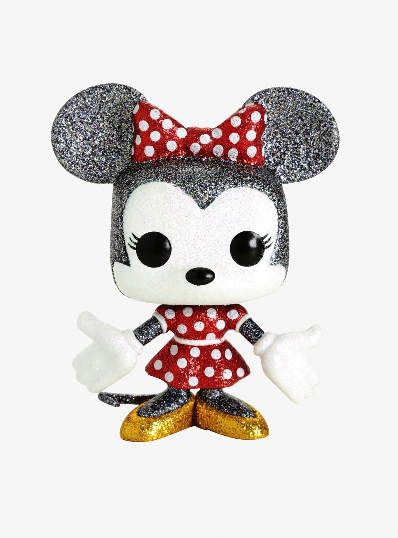 Figura POP Minnie Diamantes