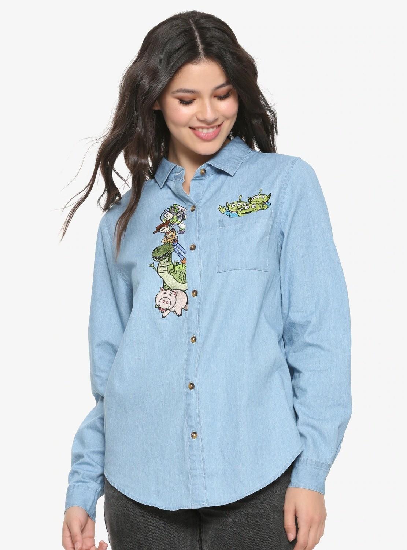 Camisa Disney Toy Story