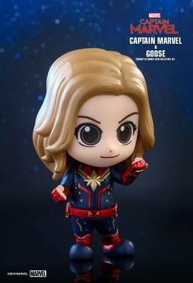 Set Figuritas Capitan Marvel