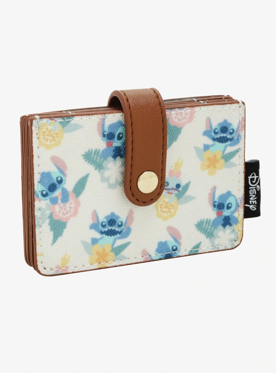Cartera Lilo & Stitch Tropical E00