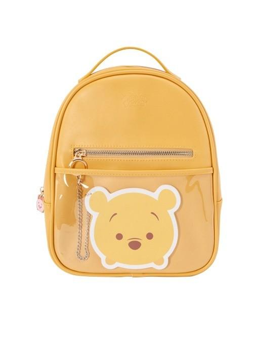 Bolsa Mochila Tsum Tsum Winnie Pooh