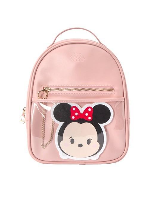 Bolsa Mochila Tsum Tsum Minnie Mouse