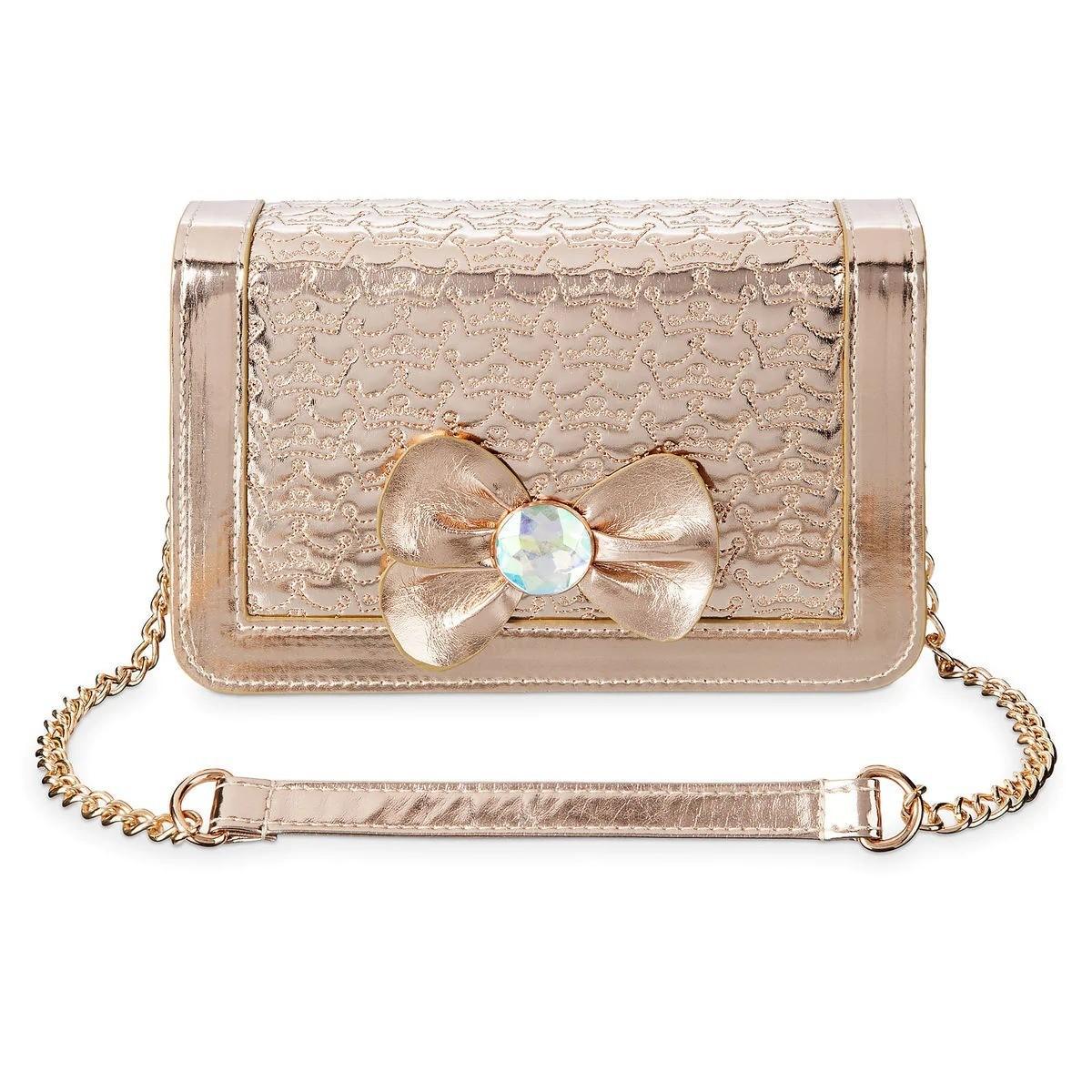 Bolsa Minnie Rosa Elegante
