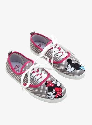 Tennis Mickey Minnie Amor Beso
