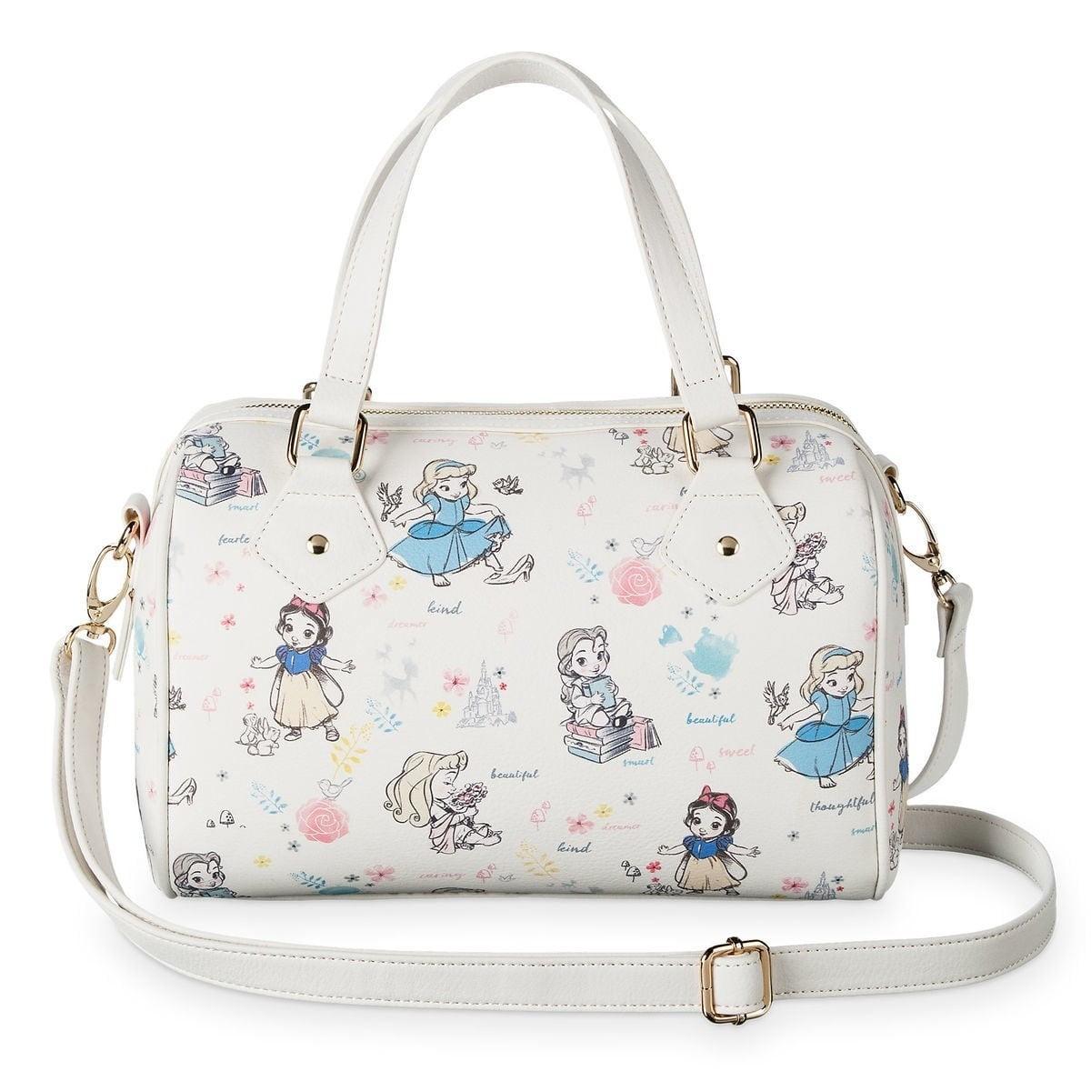 Bolsa Princesas Disney Blanca