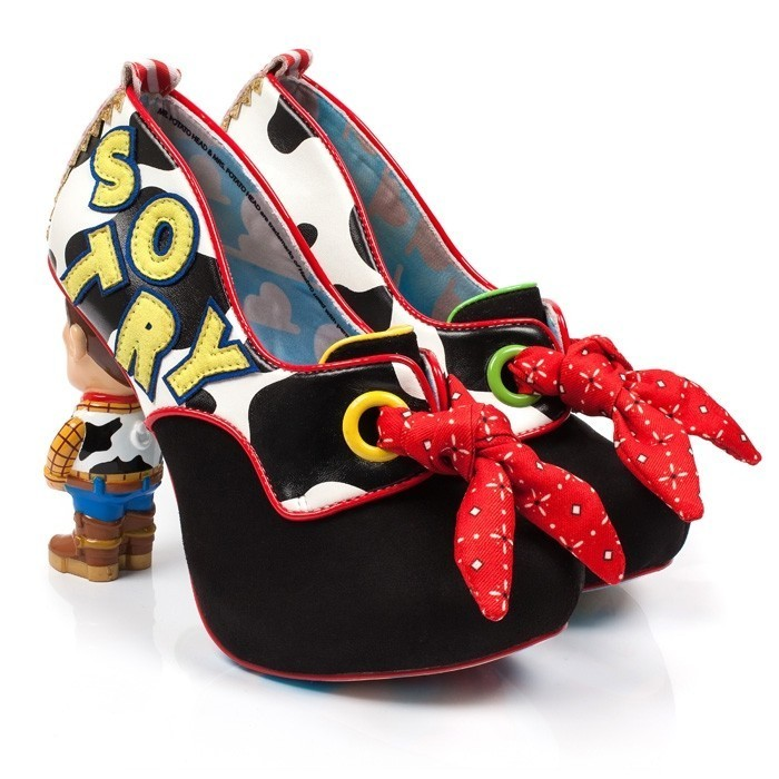 Tacones Toy Story Personajes