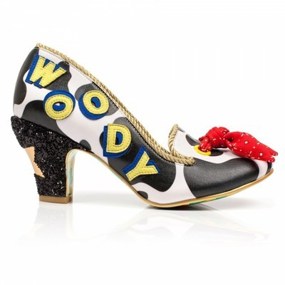 Tacones Toy Story Woody