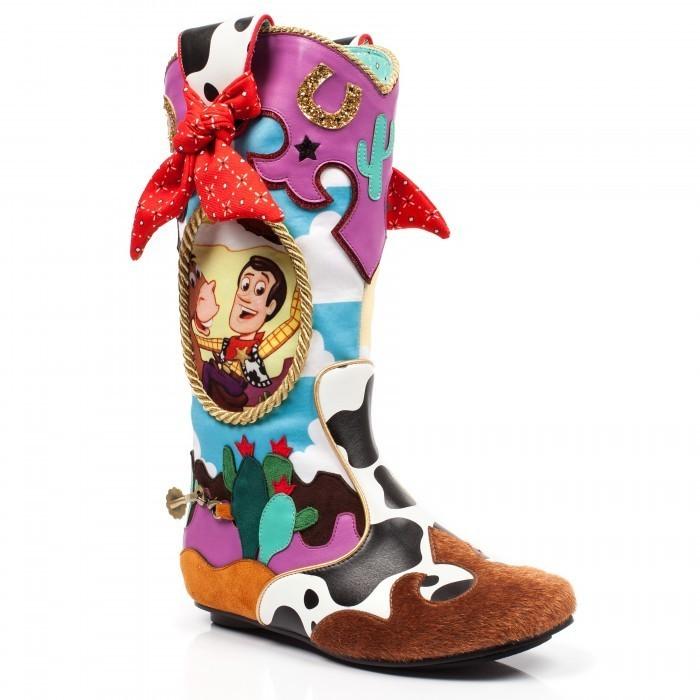 Botas Altas Limitadas Toy Story