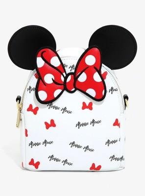 Bolsa Mochila Minnie Mouse B55