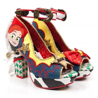 Tacones Toy Story Jessie