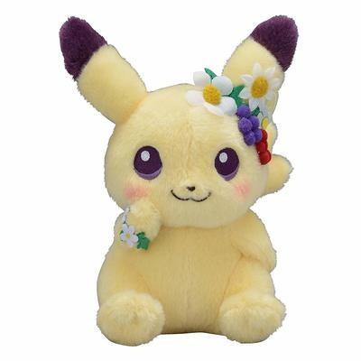 Peluche Pikachu Primavera