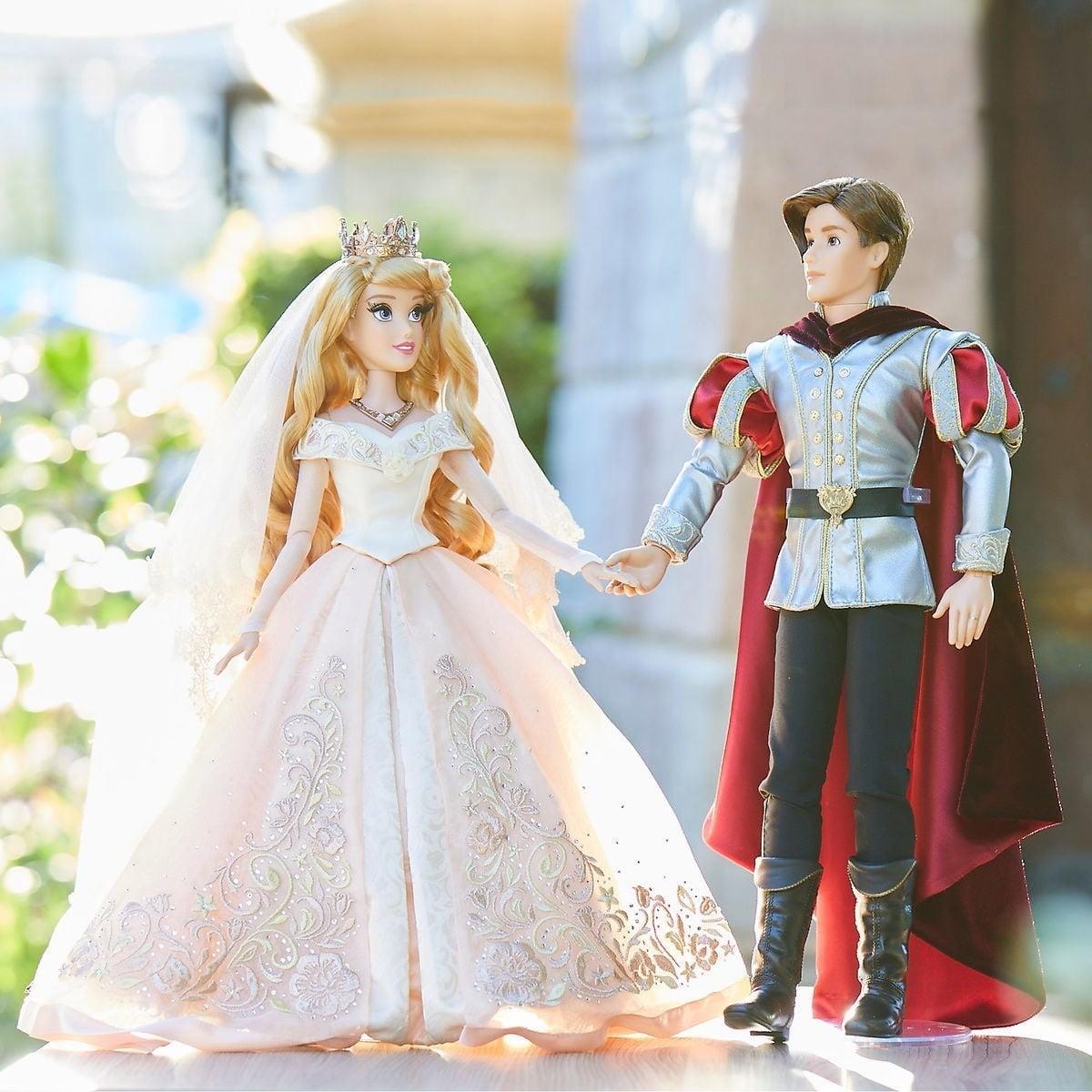 Muñeca Aurora y Principe