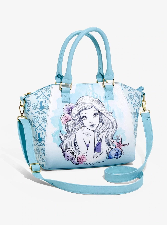 Bolsa La Sirenita Azul