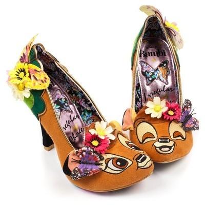 Tacones Bambi Flores